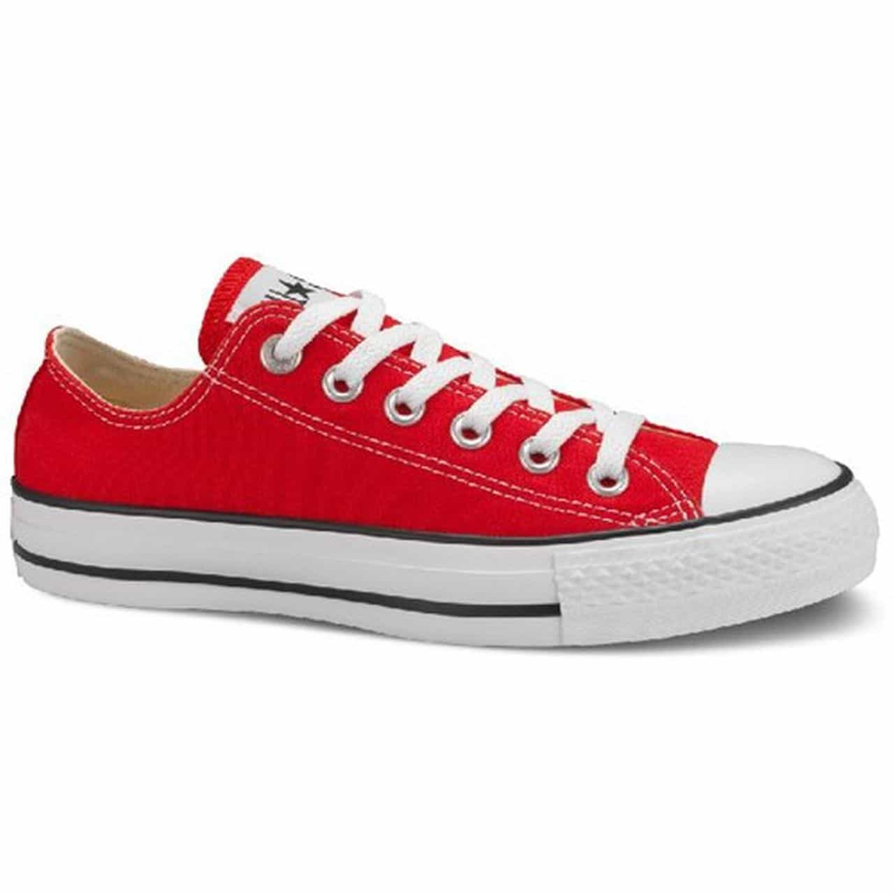 TENISI CONVERSE ALL STAR OX RED - M9696C 1