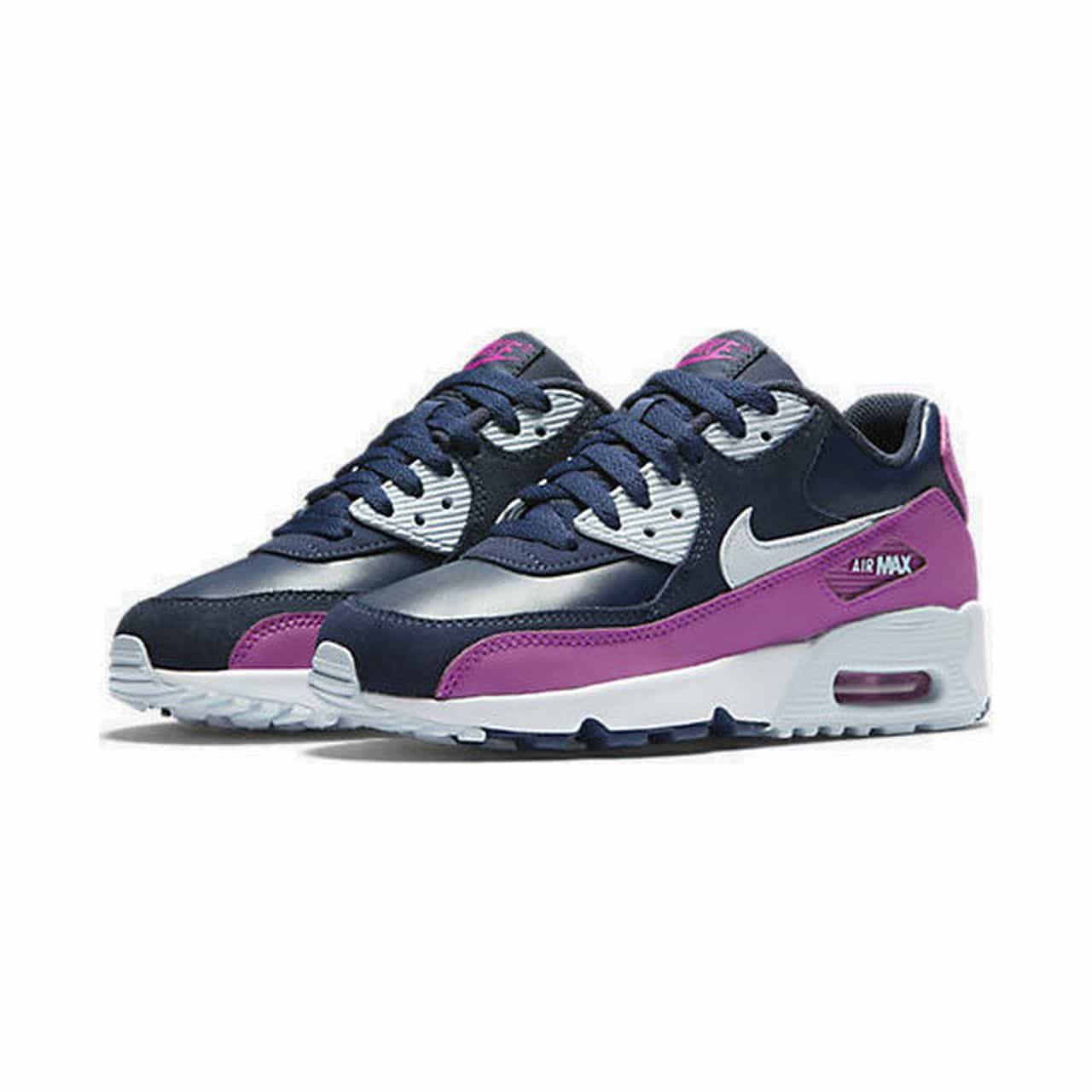 ADIDASI ORIGINALI NIKE AIR MAX 90 LTR (GS) - 833376 402