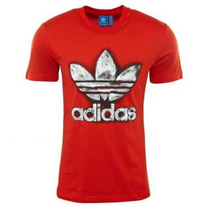 TRICOU ORIGINAL ADIDAS ERUPTION TREFOIL - BQ3133