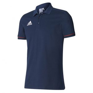 TRICOU ORIGINAL ADIDAS TIRO17 CO POLO - BQ2689