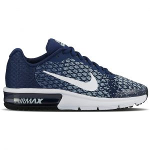 ADIDASI ORIGINALI NIKE AIR MAX SEQUENT 2 (GS) - 869993 400