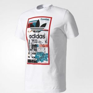 TRICOU ORIGINAL ADIDAS EDITORIAL TONGU - BP8985
