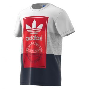 TRICOU ORIGINAL ADIDAS PANEL TONGUE TEE - BQ3136