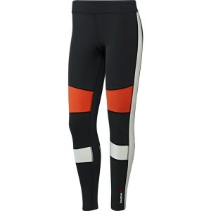 PANTALONI ORIGINALI FITNESS REEBOK COLOR BLOCK - B45921
