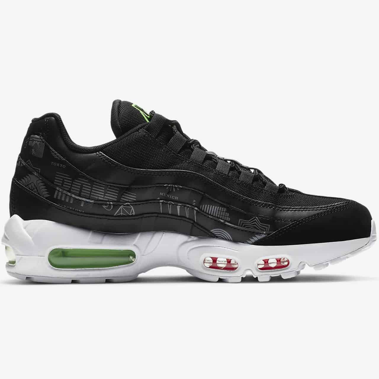 Adidasi Nike Air Max 95 WW - CQ9743 001 17